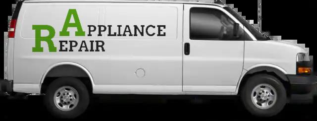 RA Appliance Repair Van - Ottawa