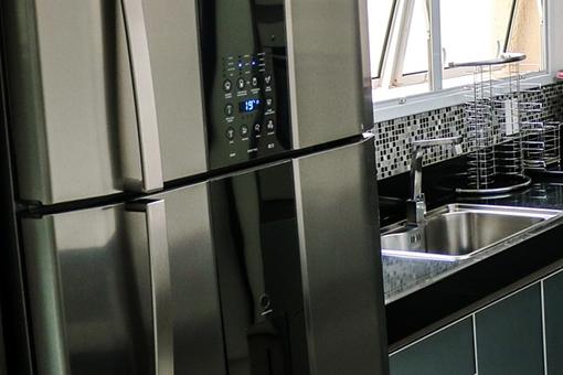Image of a fridge