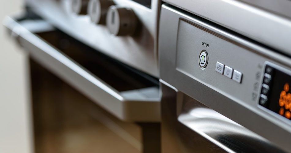 Image of a stove