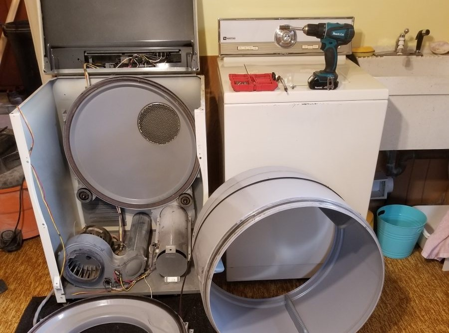dryer repair and lint removal Toronto