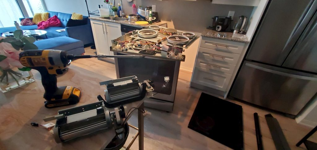 Oven & Stove Repair by RA Appliance Repair - Oven Repair Markham