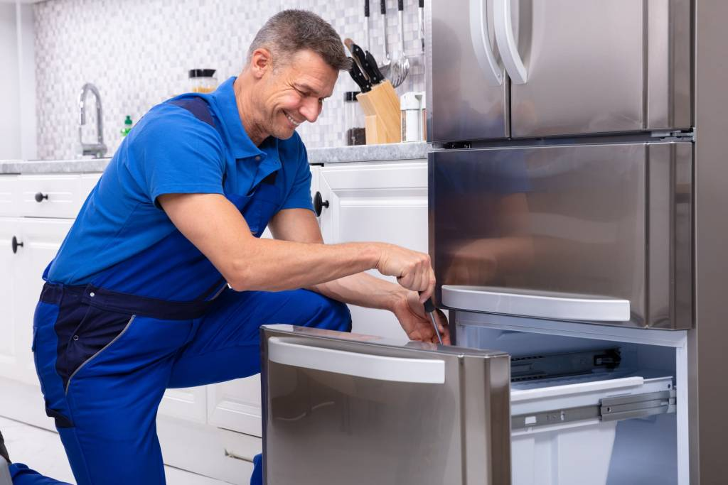 Samsung freezer authorized repair