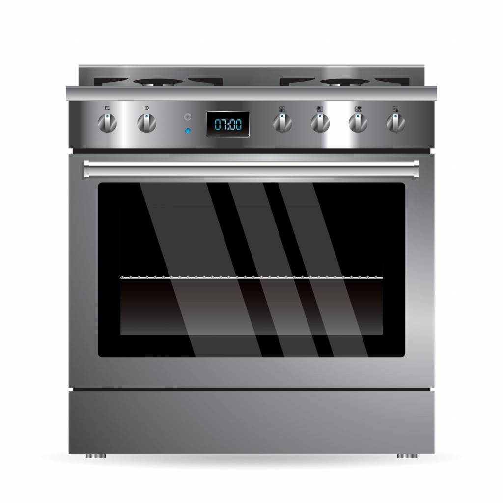 Frigidaire oven stainless steel